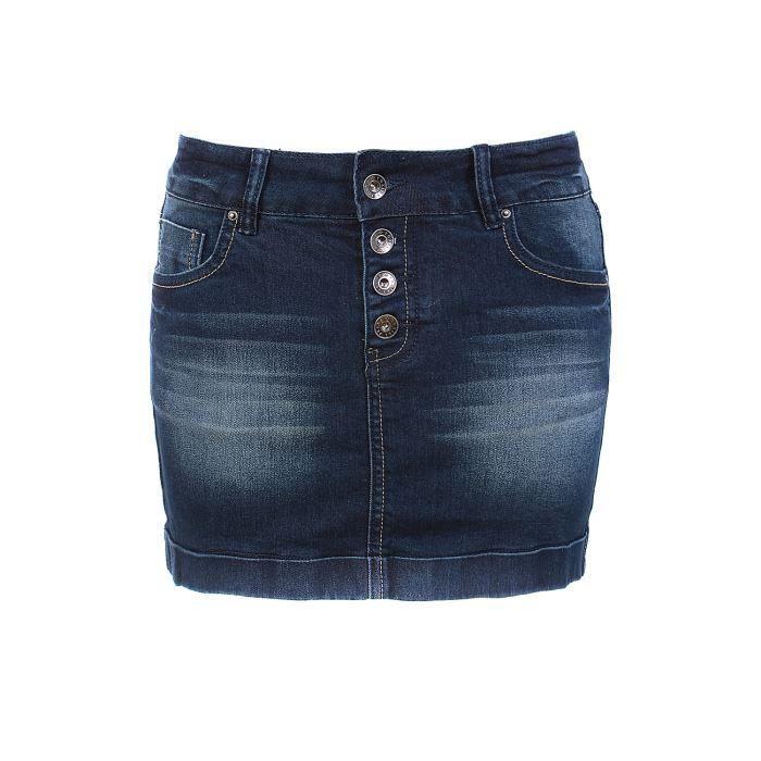 d121958c24d Mini jupe en jean jupe jean courte