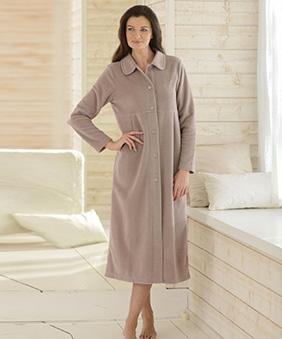 Pour choisir une robe robes de chambres femmes grandes tailles - Robe de chambre femme en polaire ...