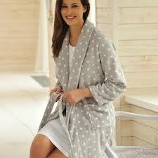 Robe de chambre polaire femme je ne peux pas m 39 emp cher de porter la mienne - Robe de chambre femme leclerc ...