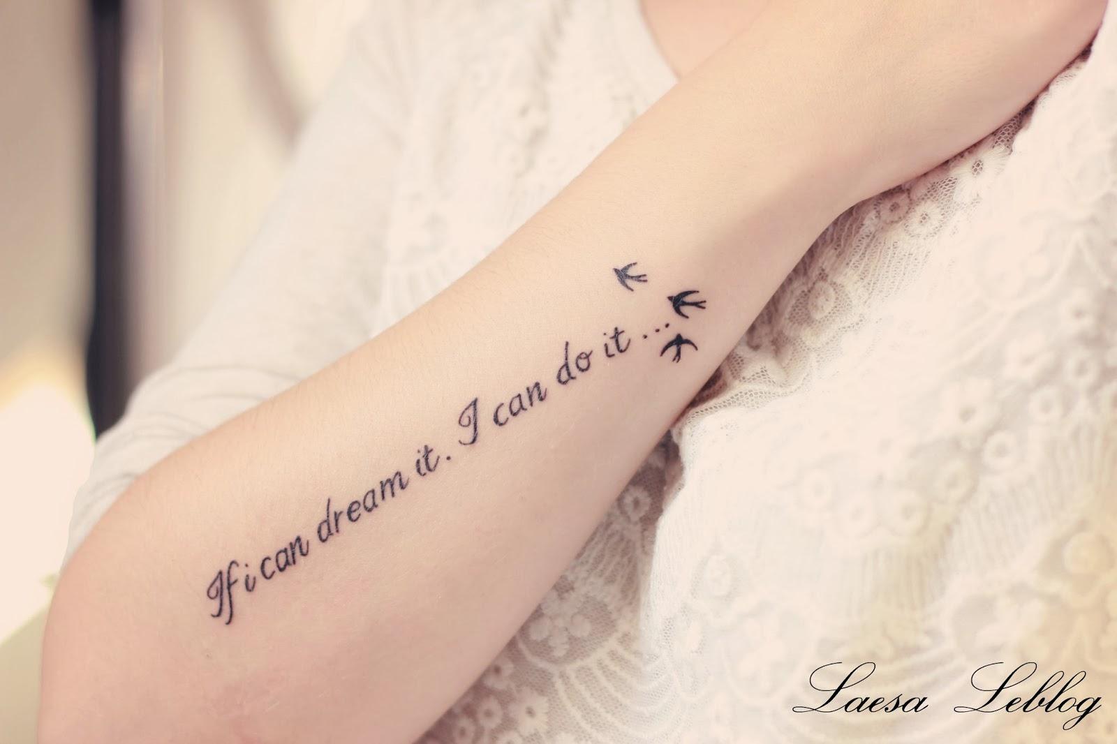 Citation Tatouage Francais citation tatouage : choisissez la plus belle citation pour l'encrer