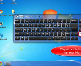 Comment faire capture d'ecran pc ?