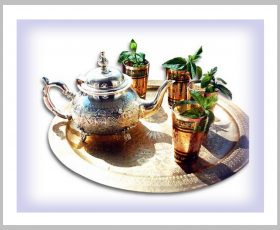 Comment faire du thé à la menthe ?